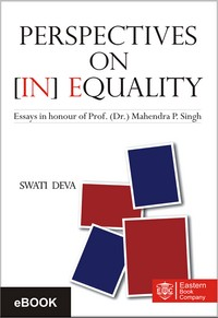 Law and (In) Equalities- Contemporary Perspectives (e-book/Hardbound)
