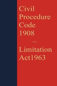 Civil Procedure Code, 1908 with Limitation Act, 1963 [CPC-Coat Pocket Edition]