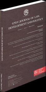 GNLU Journal of Law, Development And Politics