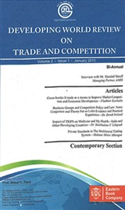 Developing World Review On Trade And Competition