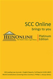 HeinOnline -  Add-On for SCC Online Web Edition