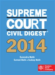 SUPREME COURT CIVIL DIGEST 2014
