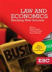 Law & Economics: Breaking New Grounds