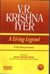 V.R.Krishna Iyer-A Living Legend, (Reprint)