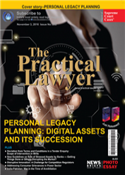 The Practical Lawyer - Personal Legacy Planning: Assets and its Succession