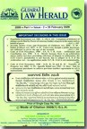 Gujarat Law Herald (2014 Subscription)