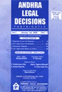 Andhra Legal Decisions (Civil)