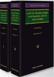 10th ANNIVERSARY: Law of Trade Marks and Passing Off in Singapore