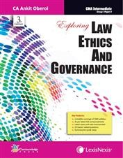 Exploring Law Ethics And Governance