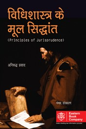 Vidhishastra ke Mool Siddhant (Principles of Jurisprudence and Legal Theory in Hindi)