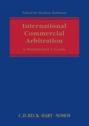 International Commercial Arbitration: Handbook