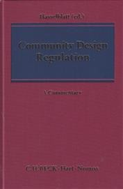 Community Design Regulation: A Commentary