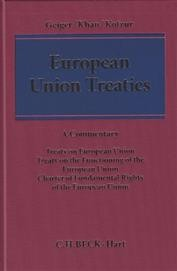 European Union Treaties: A Commentary