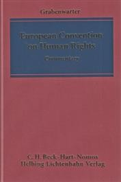 European Convention on Human Rights: Commentary
