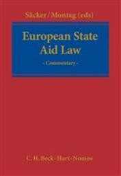 European State Aid Law - A Commentary