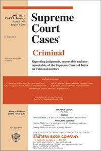 Supreme Court CasesTM (Criminal)- SCC(Cri)