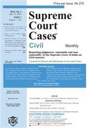Supreme Court Cases (Civil) - SCC(Civ)