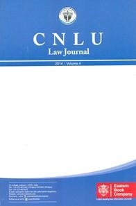 CNLU Law Journal