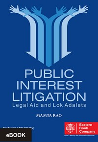 Public Interest Litigation: Legal Aid and Lok Adalats (e-book/ Paperback)