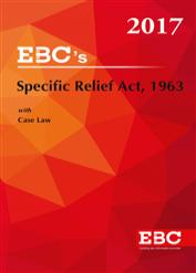 Specific Relief Act, 1963 (eBook)
