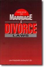 MARRIAGE & DIVORCE LAWS