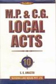 M.P.& C.G. LOCAL  ACTS VOL.10