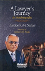 A Lawyer`s Journey - An Autobiography, (Reprint)