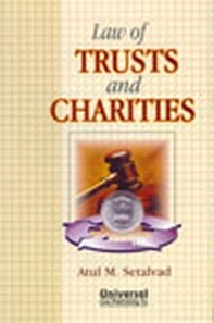 Law of Trusts and Charitie