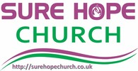 Logo   sure hope church new   with web address