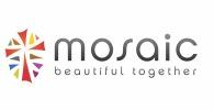 Mosaic logo ebible