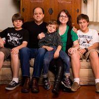 My family in guatamala