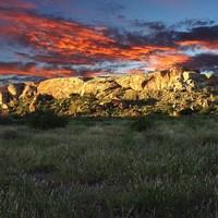 Mapungubwe hill