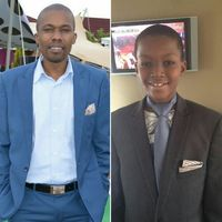 Mkg and son