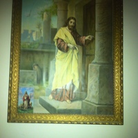 Christ knocking at your door