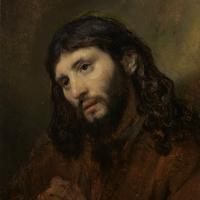 Hoofd van christus rembrandt museum het rembrandthuis 1