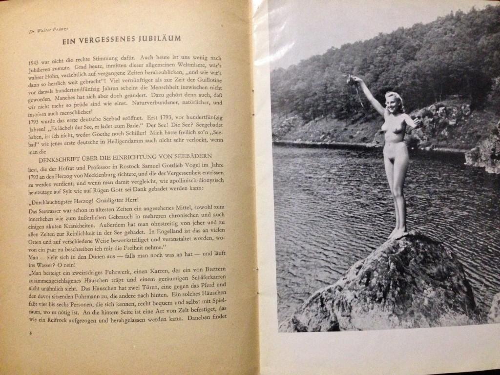 Nudist Magazines of the 50s and 60s: Bk. 4 Nudist