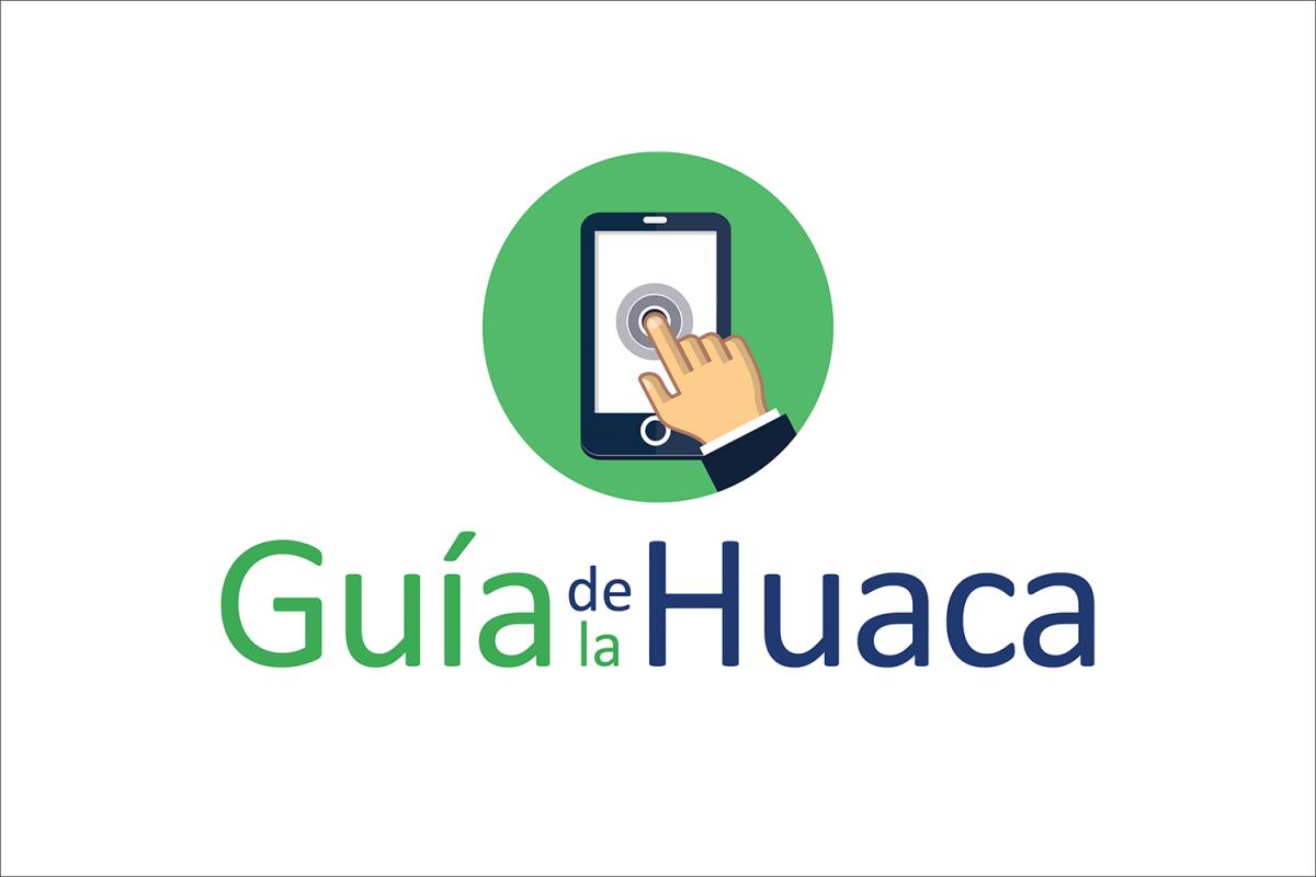 Aplicación móvil Guía Huaca