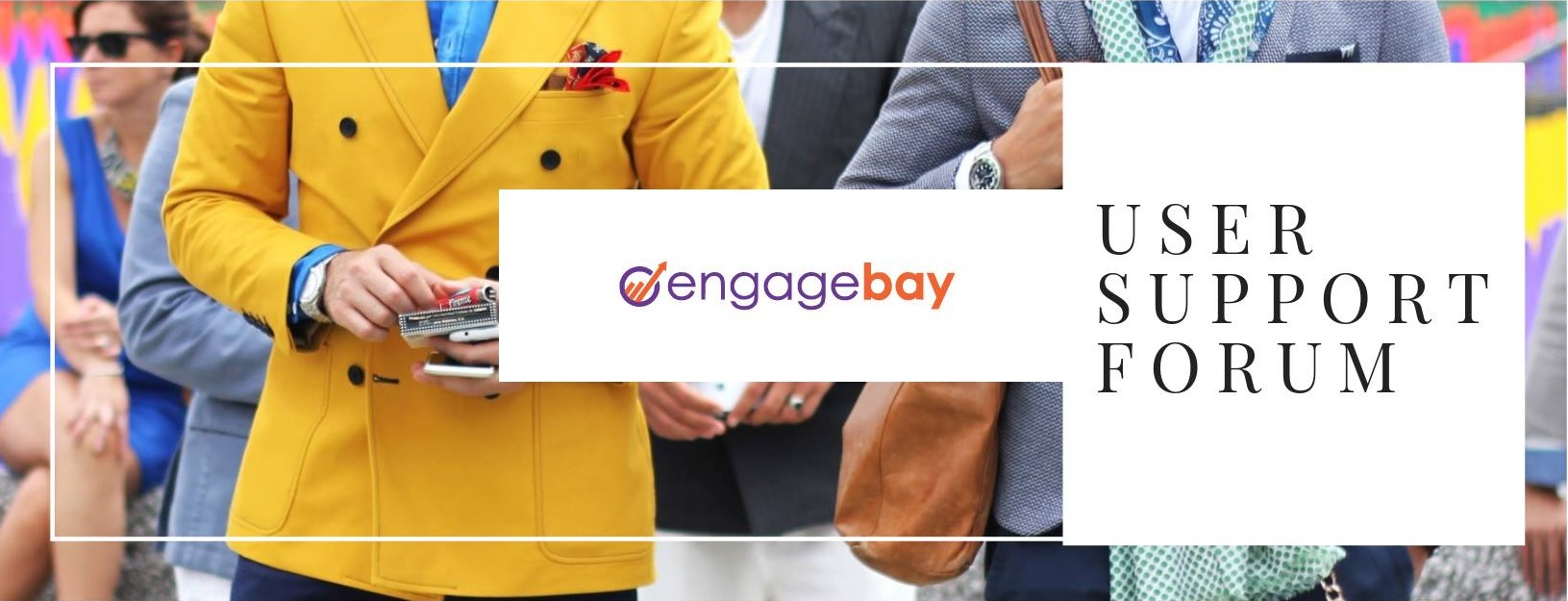 Engagebay FB Group;
