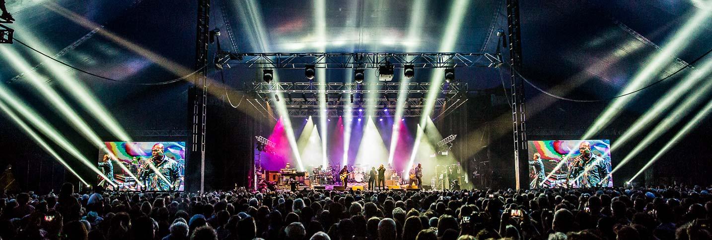 Byron Bay Bluesfest - Blues & Roots Music Festival 2018