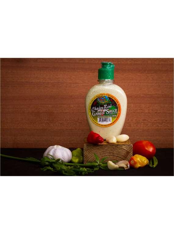 Chadon Beni Garlic Sauce