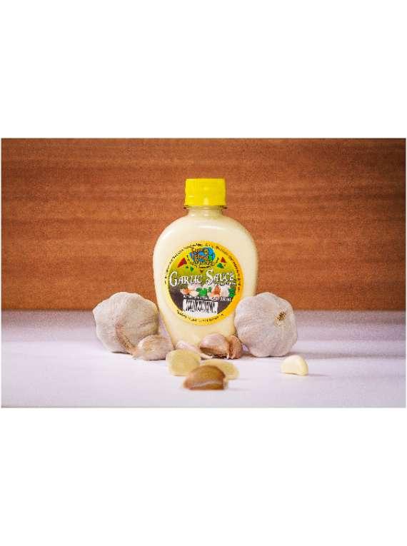 Love Island Sauces: Garlic Sauce