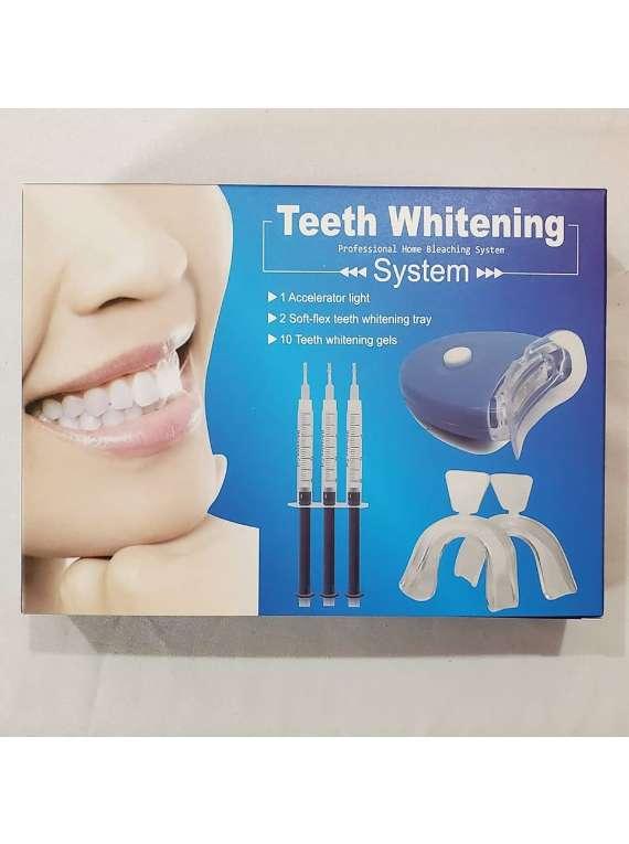 Led Teeth Whitening Kit