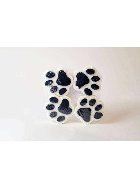 Black And White Shampoo Bars 4 Pack - Signature Pawz