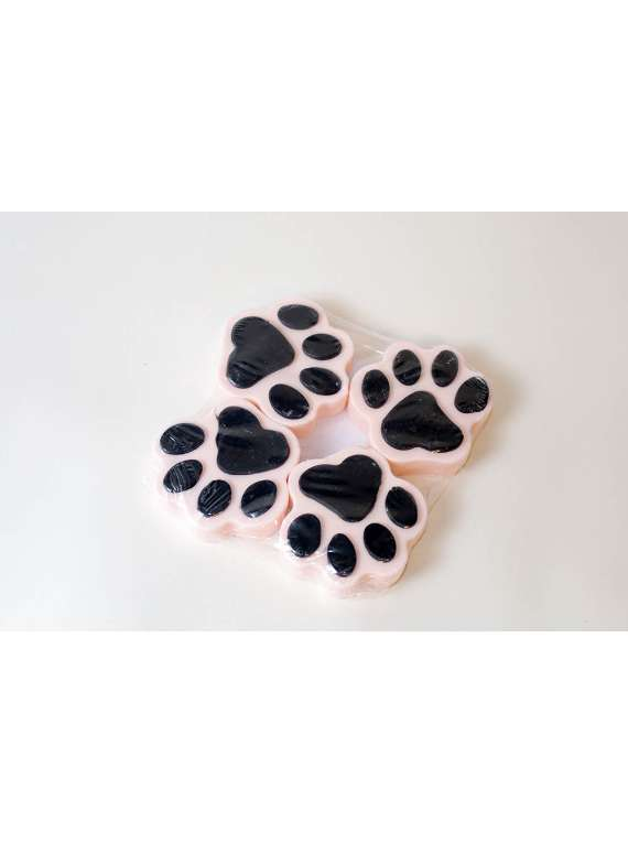 Pink And Black Pet Shampoo Bars- By Signature Paws