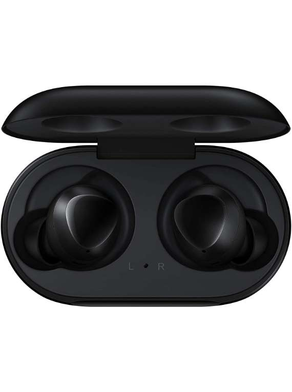 Samsung Galaxy Buds, Black (wireless Charging Case Included)
