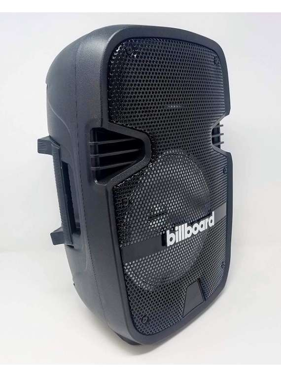 Billboard Party Starter Wireless Bluetooth Powered Speaker With Led Light Display