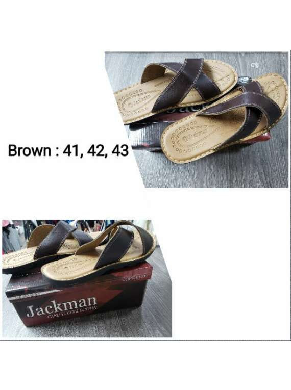 Jackman Male Casual Slipper