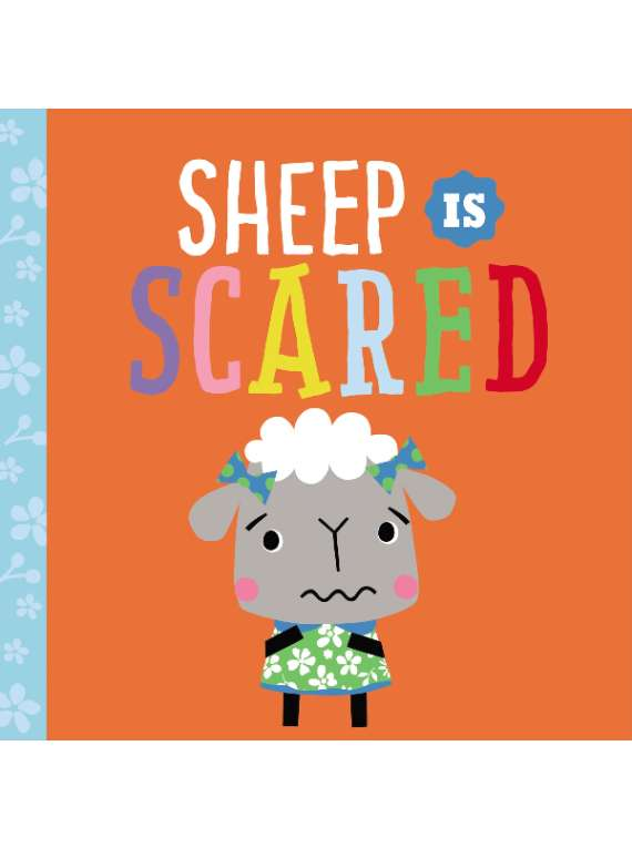 Sheep Is Scared
