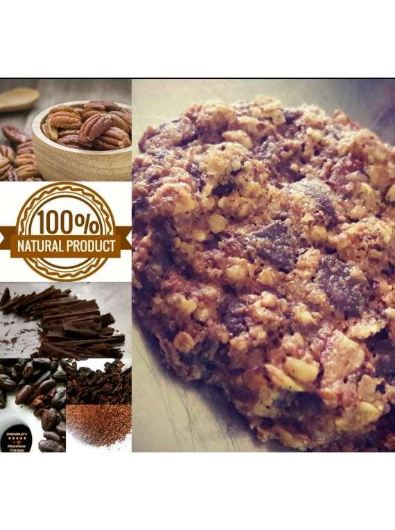 Chef's Recipe DIY Wholegrain Dark Choc Chip Cookies