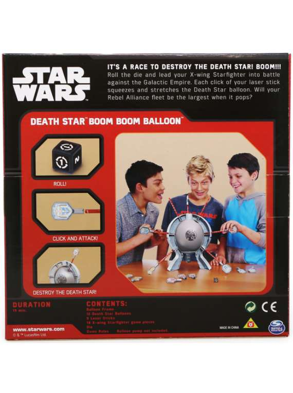 Star Wars® Death Star Boom Boom Balloon™ Game